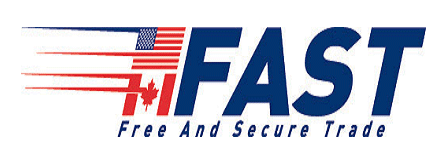 Fast Free and Secure Trade Canada USA
